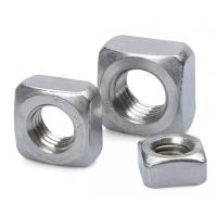 Buy cheap Square Nut Stainless Steel Square Nut M4-M32 DIN557 from wholesalers