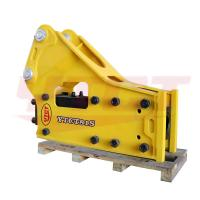 Buy cheap Wholesaler best quality different size excavator attachments hydraulic breaker from wholesalers