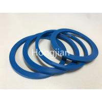 Buy cheap Natural Rubber Sealed Ring/Circle for Copper/Chrom Electroplating Machine from wholesalers
