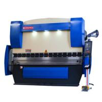 Buy cheap Stainless steel sheet bending machine with European CE Standards from Durmapress from wholesalers