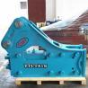 Buy cheap sb81 hydraulic breaker 20 ton excavator breaker from wholesalers