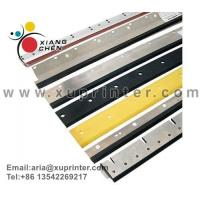 Buy cheap Wash up Blade for Heidelberg, Komori, Roland, KBA and Mitsubishi Offset Printing Machine from wholesalers