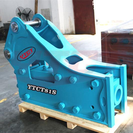 Quality sb81 hydraulic breaker 20 ton excavator breaker for sale