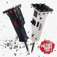 Buy cheap hydraulic breaker, rock breaker for excavator, Hydraulic Breaker for Constructio product