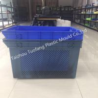 Buy cheap plastic big crate mould maker in China from wholesalers