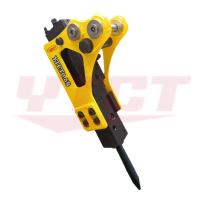 Buy cheap hydraulic Rock concrete breaker Jackhammer for excavator from wholesalers
