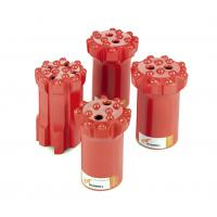 Buy cheap Rock Drilling Tools T38 64mm Threaded Drill Button Bits from wholesalers