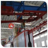 Buy cheap High Quality Powder Coating Machine with Overhead Conveyor from wholesalers