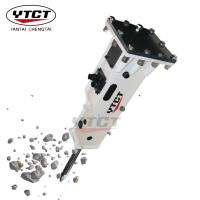 Wholesale Yantai factory price Korean Soosan sb50 100mm chisel spare parts hydraulic breaker for pc120 excavator from china suppliers
