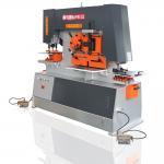 Buy cheap Durmapress Q35Y-25 Hydraulic Ironworker Machine from wholesalers