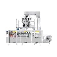 Buy cheap Horizonal Packing Machinery with Double Inlet for Weighing Snack Food JW-B11 from wholesalers