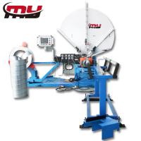 Buy cheap MYT brand MYTF-1500 spiral tube duct forming machine for ventilation HVAC duct making machine from wholesalers