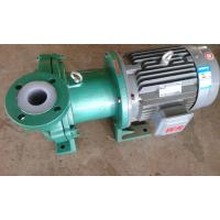 Buy cheap Conveying Pump for corrosive-resistant liquids Magnetic pump from wholesalers