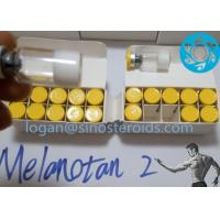 Buy cheap Bodybuilding Hormone Injections Polypeptides Melanotan 2 / MT 2 / Melanotan II  For Skin Tanning from wholesalers