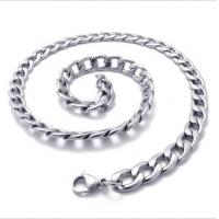 Buy cheap New Fashion Tagor Stainless Steel Jewelry Casting Chain NecklaceS Collection PXN070 from wholesalers