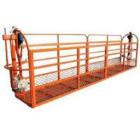Buy cheap Large Capacity Suspended Working Platform , Wire Rope Suspended Platform from wholesalers