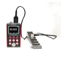Buy cheap Internal Bluetooth Electronic Thickness Gauge , Large Memory Magnetic Thickness Gauge MT660 from wholesalers