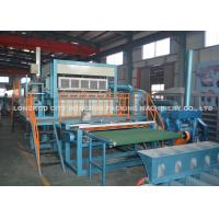 Buy cheap Apple Tray Making Machine Paper Pulp Egg Tray Molding Machine 5000 Pieces / H from wholesalers