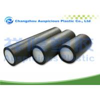 Buy cheap Round Shape Soft Massage Foam Roller Portable Pilates Stick With Black / White / Blue from wholesalers