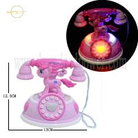 Buy cheap Lovely Cartoon Flashing Light Up Toys Plastic  Glow In The Dark Toys from wholesalers