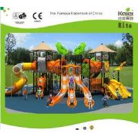 Buy cheap Rhyme of Sea Sailing Outdoor Playground (KQ10081A) , Playground Euqipment product