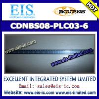 Buy cheap CDNBS08-PLC03-6 - BOURNS - Steering Diode/TVS Array Combo - sales009@eis-ic.com from wholesalers
