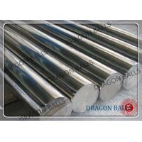 Buy cheap Heat Treatment Solid Steel Round Bar High Hardness Durable For Rods Mill from wholesalers