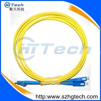 Buy cheap Fiber Optic SC To LC Optical Patch Cord from wholesalers