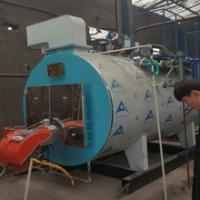 China Install Quickly Fire Tube Steam Boiler , Automatic Steam Boiler For Heating on sale