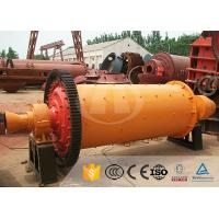 Buy cheap Mineral Mining Industrial Ball Mill Quartz Rock Wet Grinding Ball Mill Steel from wholesalers