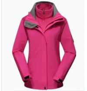 China Custom made ski wear nylon heated ski jacket on sale