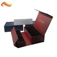 Buy cheap Elegant Design Luxury Jewelry gift Packaging Boxes Embossed Hot Stamping Style from wholesalers