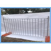 Buy cheap 2.1m x 2.4m Easy Removable Temporary Modular Fence For Sports Events, Construction Sites from wholesalers