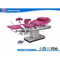 Wholesale High automatic and lower noise Gynecological Chair , proctology exam table from china suppliers