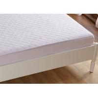 Buy cheap Toddler Anti Allergy Foam Mattress Protector White Water Resistant from wholesalers