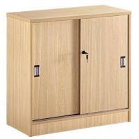 Buy cheap Antique Office Wood File Cabinets For Home , 2 Door Storage Cabinet DX-K011 from wholesalers