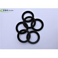Buy cheap Epdm Nbr Sbr Rubber Gasket Ring / Rubber Gasket Seal Abrasion Resistance from wholesalers