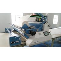 Buy cheap Double Pulling Medical Gauze Automatic Spreading Machine With Auto Cut Device from wholesalers