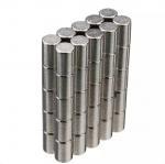 Buy cheap Neodymium Magnets Cylinder shape Permanent Neodymium Magnets By Strong Neodymium Iron Boron from wholesalers