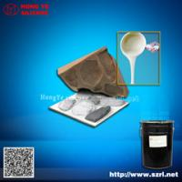 Buy cheap RTV silicone rubber for artificial stone molding from wholesalers