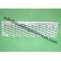 Buy cheap Galvanized Steel Plaster Angle Bead Expanded Drywall Corner Bead Round Nose Type from wholesalers