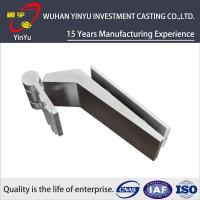 China Heat Resistant Stainless Steel Investment Casting Products With CNC Machining Service on sale