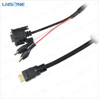 Buy cheap Linsone rca female to hdmi male cable from wholesalers