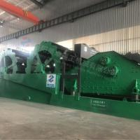 Buy cheap Aggregates Wheel Sand Washer , Sand Cleaning Equipment 50 Tons Per Hour from wholesalers