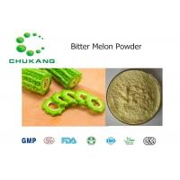 Buy cheap Food Ingredients Bitter Melon Powder Momordica Charantia L Puer Nature from wholesalers