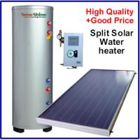 Wholesale Intelligent Split Solar Water Heater , Flat Panel Solar Water Heater SP-150-500L from china suppliers