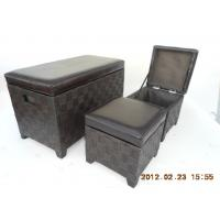Buy cheap storage footstool and ottoman from wholesalers