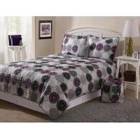 Buy cheap Square Patchwork Bedding Set Polyester / Cotton For Home With Plain Style from wholesalers