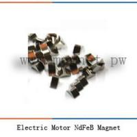 Buy cheap Electric Motor NdFeB Magnet from wholesalers