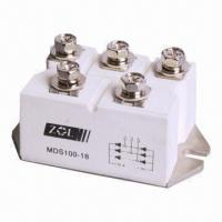 Wholesale Bridge Rectifier Module, 3-phase, 60 to 100A, 400 to 1800V from china suppliers